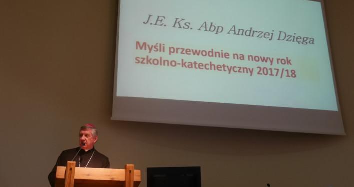 43. Szczecińskie Dni Katechetyczne - 8 i 9 września 2017 r.